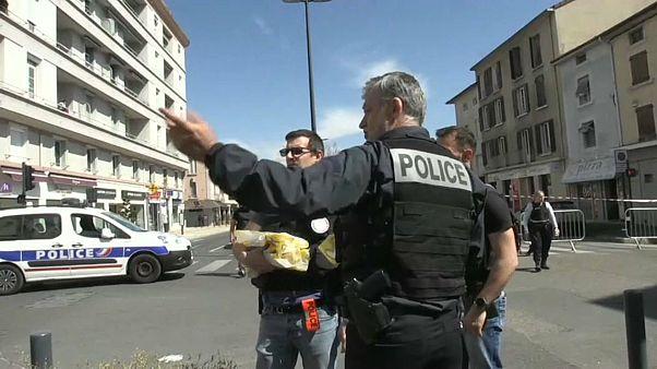 """France : attaque """"terroriste"""" à Romans"""