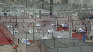 Tercer día consecutivo con descenso de muertes por coronavirus en España
