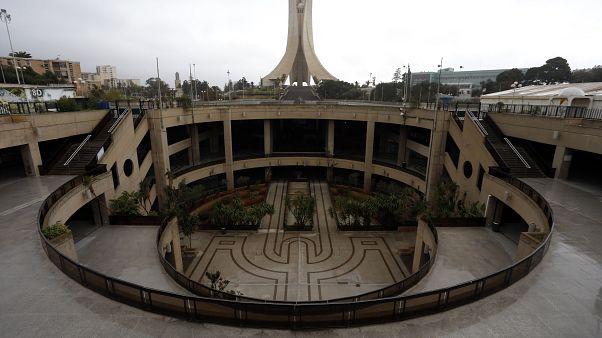 العاصمة الجزائرية، الجزائر