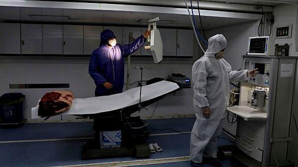 ۱۵۱ نفر در شبانه روز گذشته به دلیل ابتلا به ویروس کرونا در ایران جان باختند
