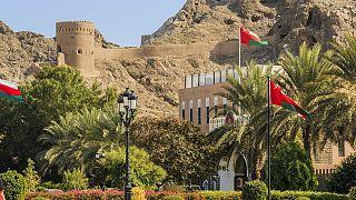 العاصمة العمانية مسقط