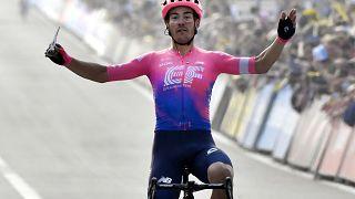 Belçika'nın tarihi bisiklet yarışı 'Tour of Flanders' koronavirüs nedeniyle sanal ortama taşındı