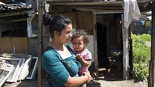 Európa több országában élnek mélyszegénységben a roma közösség tagjai