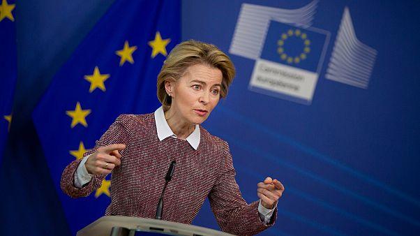 AB Komissyonu Başkanı: Avrupa için yeni bir Marshall Planı'na ihtiyacımız var