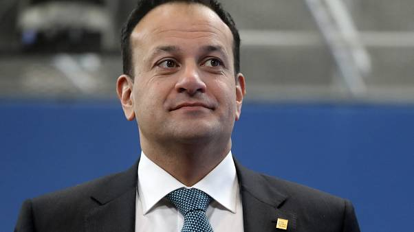 Irish prime minister joins coronavirus pandemic effort, assuming medical role again