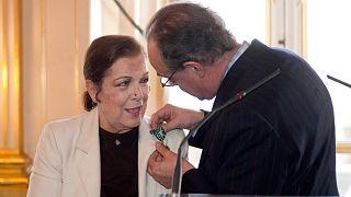 دار إيرميس الفرنسية تنعي المصممة التونسية العالمية ليلى منشاري