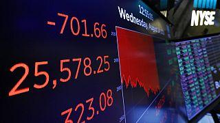 Küresel piyasalar haftaya pozitif başladı, borsalarda hızlı yükseliş