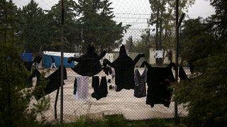 Virus Outbreak  Migrants