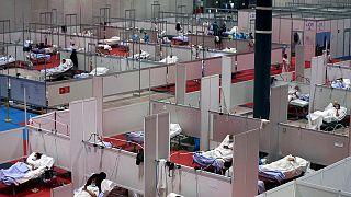 Covid-19 hastaları