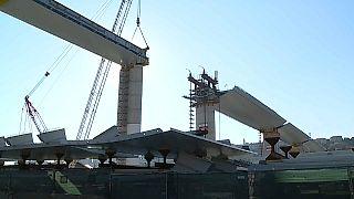Genova: a che punto sono i lavori del nuovo ponte?