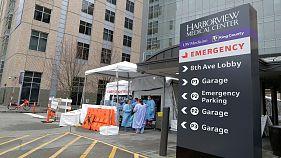 شمار قربانیان ویروس کرونا در بریتانیا از ۵ هزار و آمریکا از ۱۰ هزار نفر گذشت