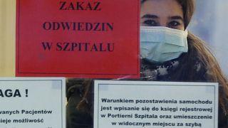 Poland Virus Outbreak