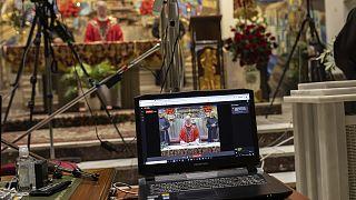 Karwoche 2020: Gemeinsam beten nur im Internet