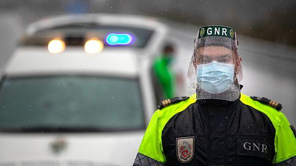 Guarda Nacional Republicana em operação de sensibilização nas estradas