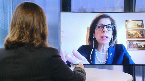 EU-Gesundheitskommissarin Stella Kyriakides im Euronews-Interview