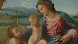 Raffaello Sanzio, il Covid-19 non ferma l'arte e le celebrazioni del Maestro