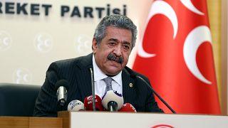 MHP Genel Başkan Yardımcısı Feti Yıldız