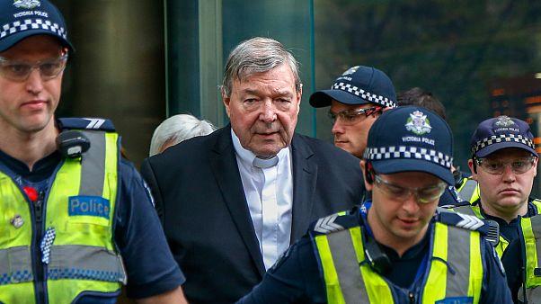 Eski Vatikan Ekonomi Bakanı ve Avustralya Kardinali George Pell