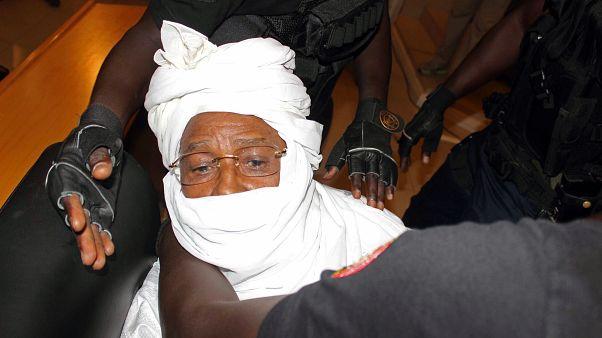 Devrik Çad Cumhurbaşkanı Hissein Habre