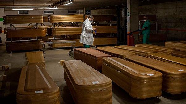 شمار قربانیان کرونا در ایتالیا، اسپانیا، آمریکا و فرانسه از ۵۳ هزار نفر گذشت