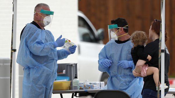 Amerikai járványügy: a gyermekeknél ritkábban végzetes a betegség