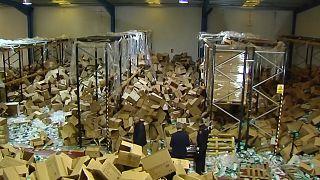 Roban en España 2 millones de mascarillas