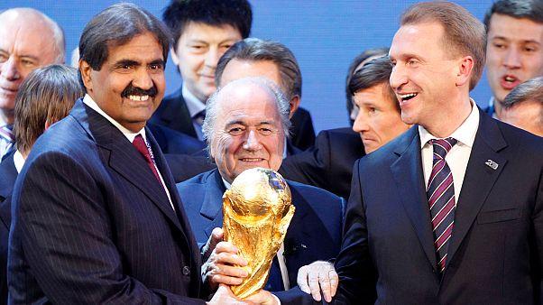 ABD'den FIFA iddianamesi: Rusya ve Katar dünya kupası organizasyonları için rüşvet ödedi