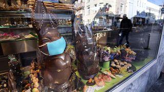 À l'approche de Pâques, l'inquiétude des artisans chocolatiers se fait sentir
