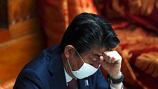 Japonya'da 7 bölgede Covid-19'dan dolayı OHAL ilan edildi