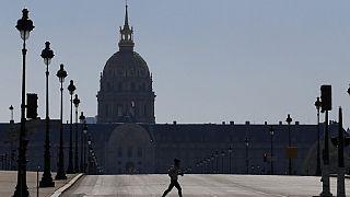 Für alle Jogger in Paris gilt jetzt: Früh Aufstehen oder bis zum Abend warten!