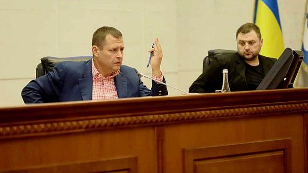 Boris Filatov Dnipro Belediye Başkanı