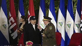 Última aparición pública de Daniel Ortega