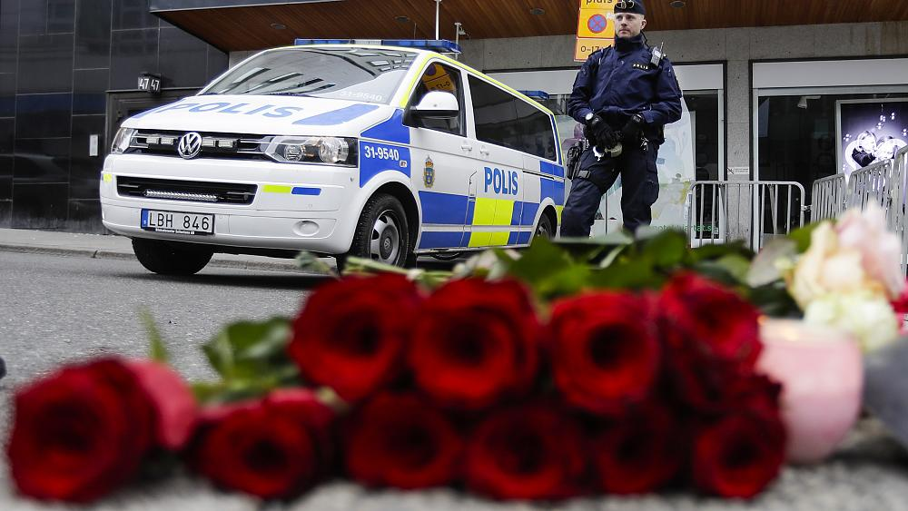 Suecia cumple tres años desde el ataque terrorista de Estocolmo 49