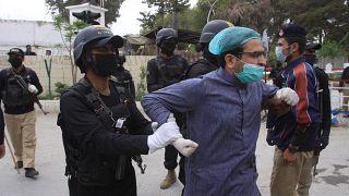 Pakistan Covid-19 salgını