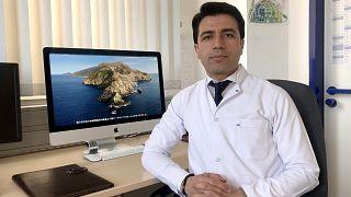 KHK'lı Dr. Murat Sadıç Covid-19'a karşı iki tedavi yöntemi geliştirdiğini açıkladı