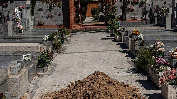 دراسة تتوقع 151 ألف وفاة بكورونا في أوروبا