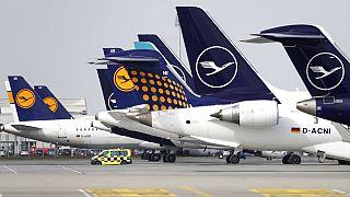 Lufthansa: «Λουκέτο» στην Germanwings