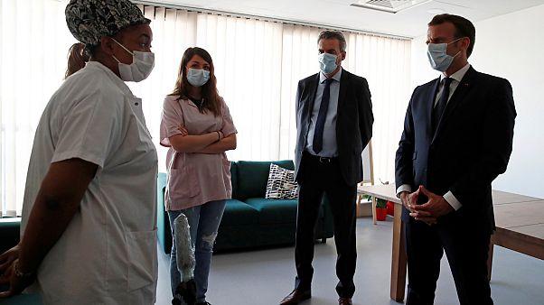 Fransa'da koronavirüs nedeniyle hayatını kaybedenlerin sayısı 10 bini geçti