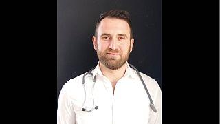 Türk doktor Oğuz Öksüz