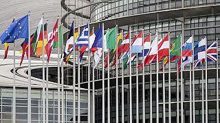 Strasbourg'daki Avrupa Parlamentosu binası Covid-19 test ve tanı merkezi olarak kullanılacak