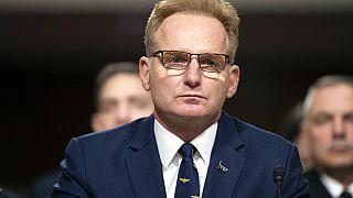 ABD Deniz Kuvvetleri Genel Sekreteri Thomas Modly istifa etti