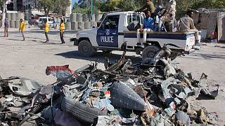 هجوم انتحاري بسيارة مفخخة لحركة الشباب في مقديشو 23 مارس 2019