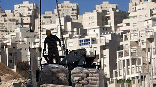 Batı Şeria'daki yasa dışı Yahudi yerleşim birimleri