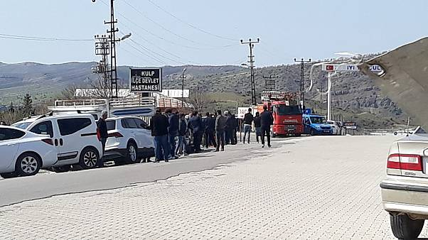 Diyarbakır'ın Kulp ilçesinde odun topmaya giden köylülere yönelik saldırı düzenlendi, 5 sivil yaşamını yitirdi