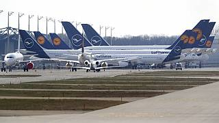 Кризис в авиаиндустрии из-за пандемии