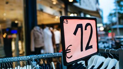 Low prices lead to people buying clothing they don't really need.
