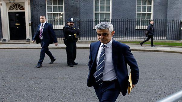 صادق خان رئيس بلدية لندن