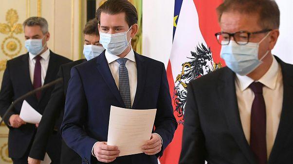 Países europeus aliviam medidas restritivas