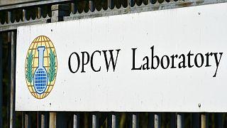 Kimyasal Silahların Yasaklanması Örgütü (OPCW)