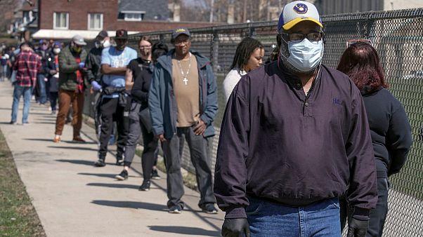 سیاه پوستان، بزرگترین قربانیان کرونا در آمریکا